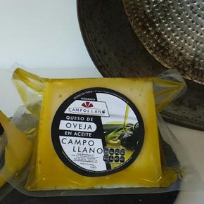 Queso de oveja curado en aceite de oliva, lo mejor de lo mejor. Este queso está creado para los paladares más exigentes.
